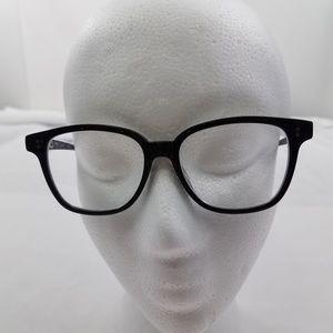 Bobbi Brown Black RX Prescription Lenses Eyeglasse